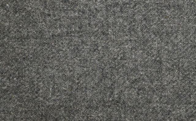 ウール混作務衣コート グレー 男性用 日本製 生地